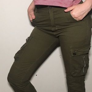 Other - Army Green Military Style Men's Cargo Pants 🍃